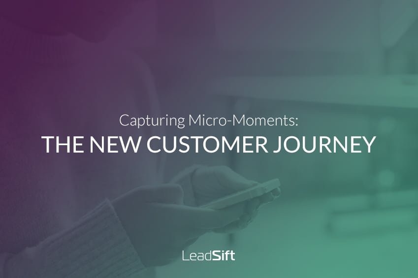 LS-Capturing Micro Moments