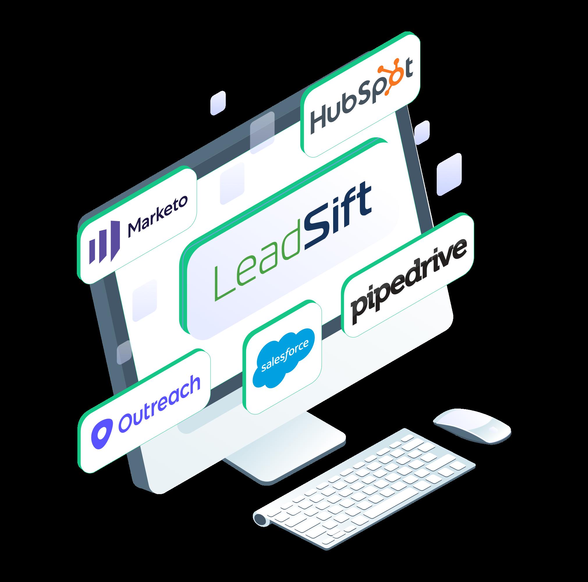 LeadSift Integrations