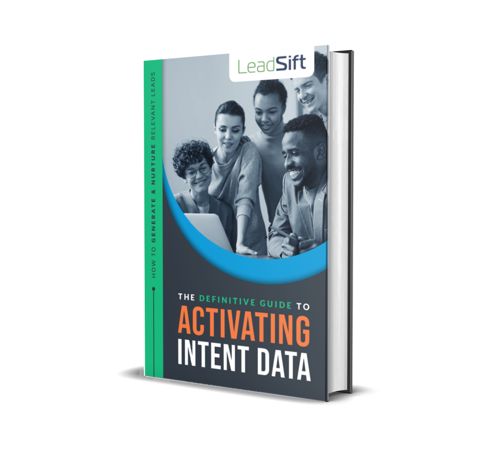 activating intent data ebook