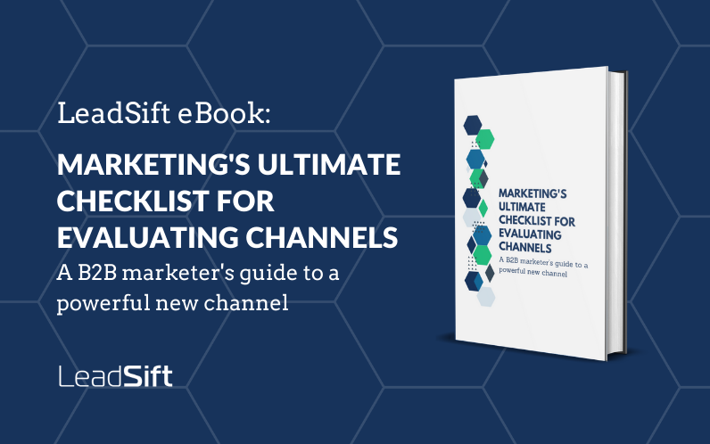 Marketing's Ultimate Checklist for Evaluating Channels